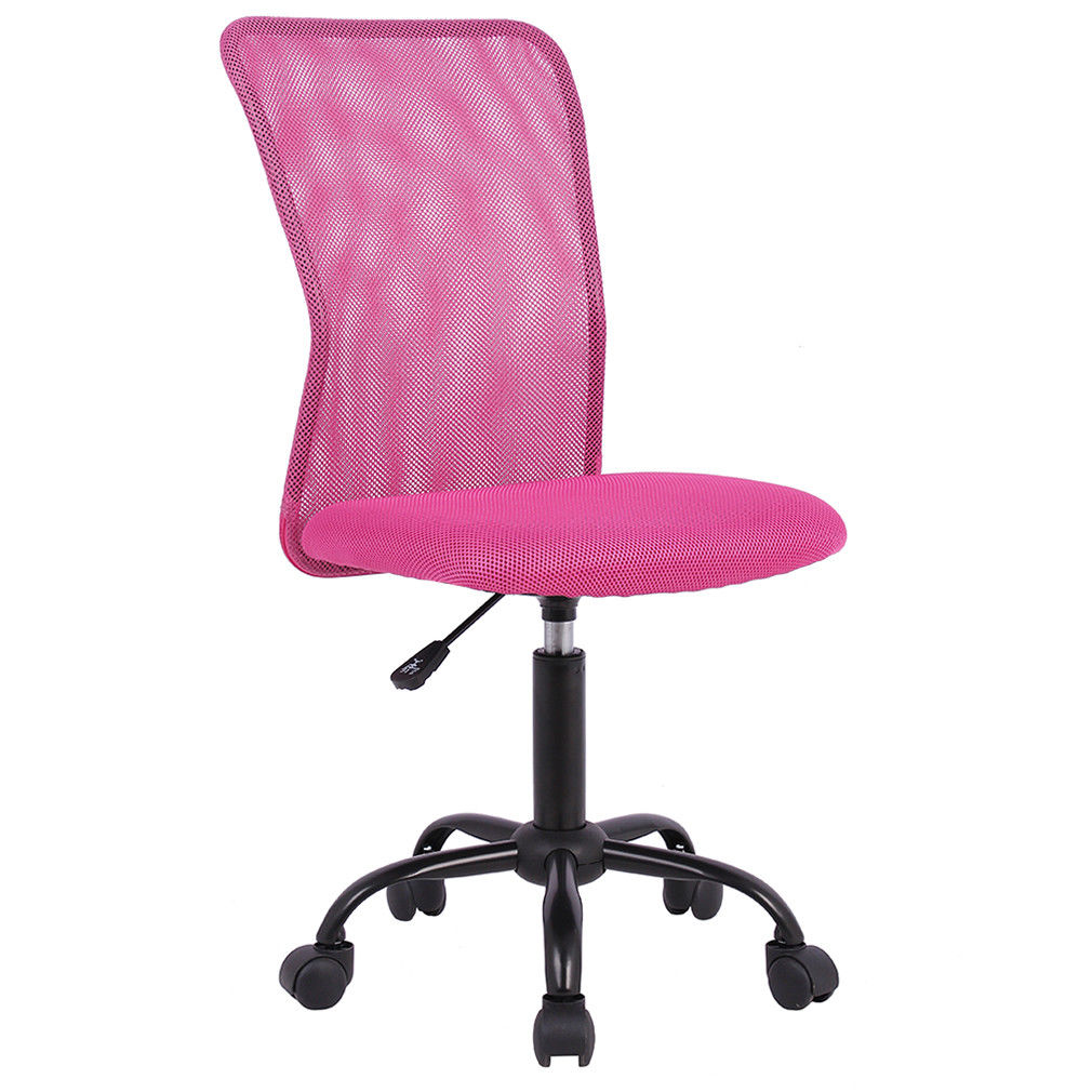 Office Chair Computer Middle Back Task Swivel Seat Ergonomic Chair