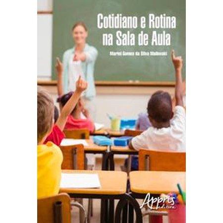 Cotidiano e rotina na sala de aula - eBook - Aula De Halloween