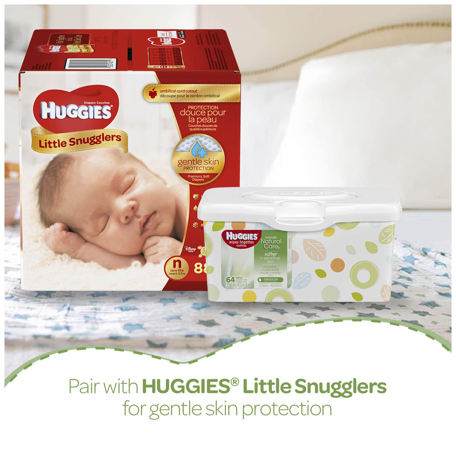 huggies natural care baby wipes refills choose your count