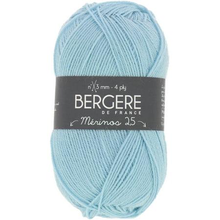 Bergere De France Merinos 2.5 Yarn-Ciel Bebe - image 1 of 1