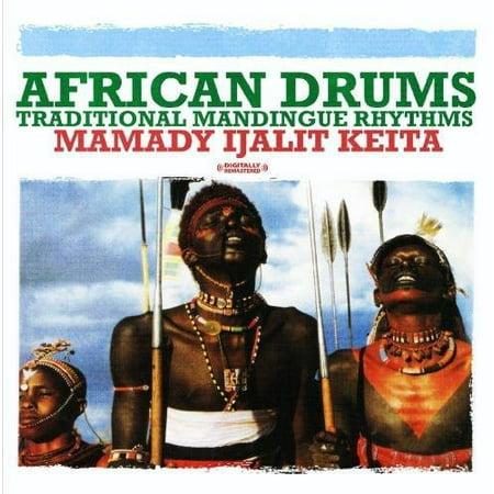 African Drums: Traditional Mandingue Rhythms (Remaster)