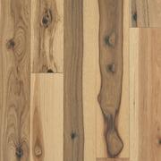 """Shaw Sw715 Sanctuary Hickory 6-3/8"""" Wide Wirebrushed Engineered Hardwood Flooring -"""