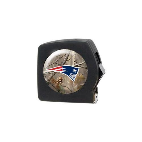 Great American Products Rttpmbc2018 Nfl Open Field 25 Foot Tape Measure- Nfl Patriots