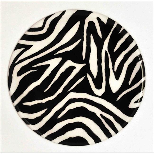 Andreas TR-150 Zebra Silicone Trivet - Pack of 3 trivets