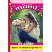 Mami Classic 9 – Familienroman - eBook