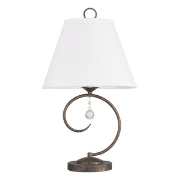 Lieverman and Assoc - Livex 6442-71 1 Light Table Lamp in Venetian Golden Bronze