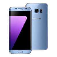 Galaxy S7 Edge Samsung SM-G935A 32GB AT&T GSM Unlocked Smartphone - Blue Coral