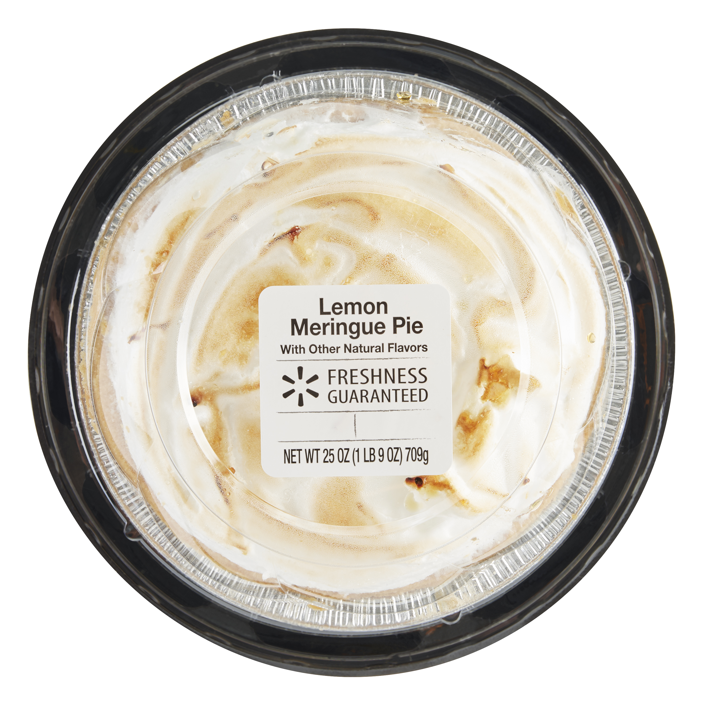 "Freshness Guaranteed 8"" Lemon Meringue Pie 25 OZ"