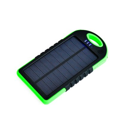Xit AXTSPC68 5.0V Solar Powered Electronics Charger (6800mAh) w/ USB Cable