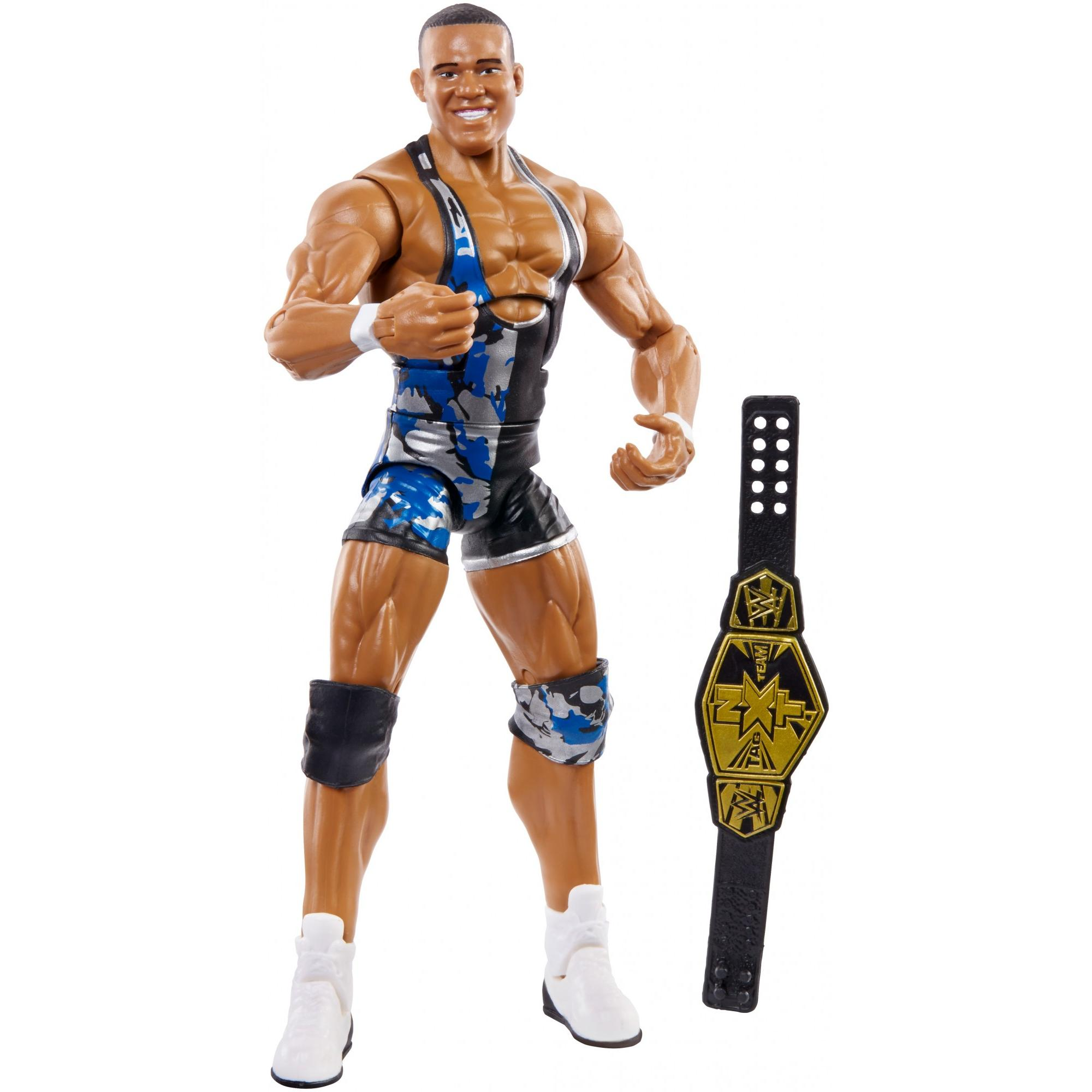 WWE Then, Now & Forever Elite Jason Jordan Figure
