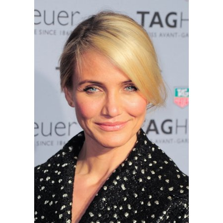 Party City New Store Openings (Cameron Diaz At Arrivals For Tag HeuerS New York City Flagship Store Grand Opening Rolled Canvas Art -  (8 x)