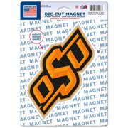 American Logo Products Oklahoma State Cowboys Logo Magnet