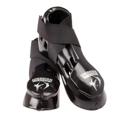 Macho Warrior Punch (Warrior Kicks Karate Sparring Shoes / Footgear Macho - Black - Child Small (Length 7-3/8