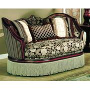 Wood Trim Sofa