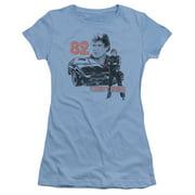 Knight Rider 1982 Juniors Short Sleeve Shirt