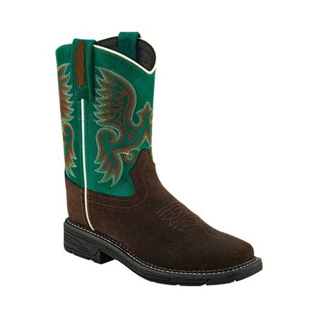 Wild West Boot Store (Children's Old West Square Toe Cowboy Boot -)