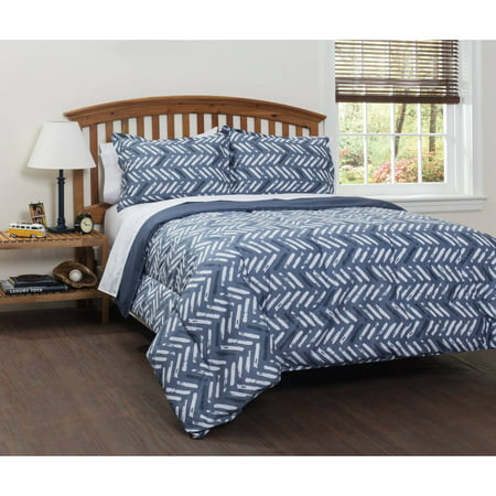 American Original Connor Ikat Bed in a Bag Bedding Set