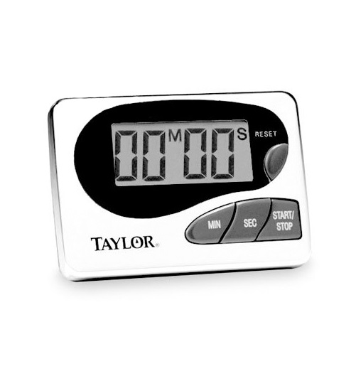 Taylor Digital Memory Timer Kitchen Cooking