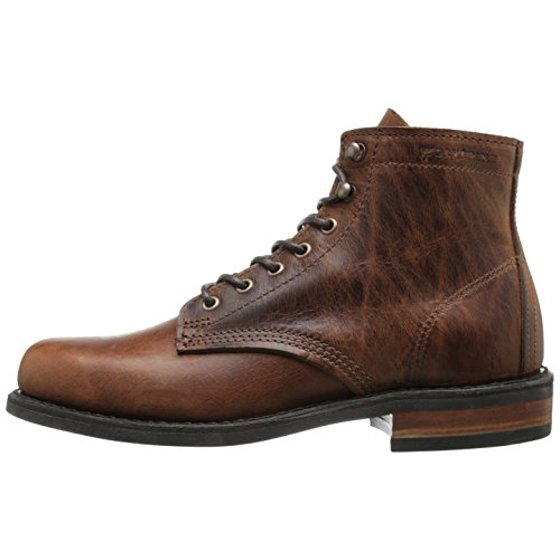 004b6fe9ba1 1883 by Wolverine Men's Kilometer 6'' Made in The USA Winter Boot, Brown, 8  M US