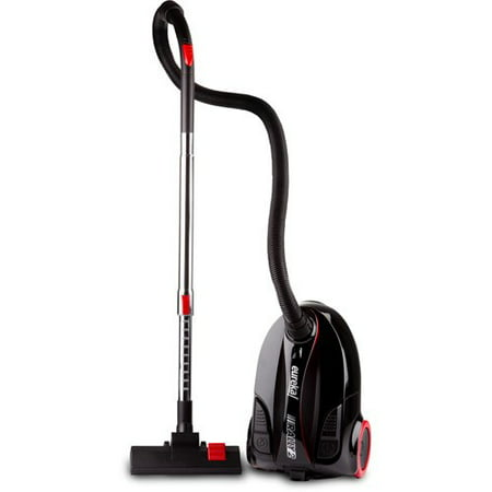 Eureka Rally 2 Canister Vacuum with Automatic Cord Rewind, - Eureka Replacement Brush Vacuums