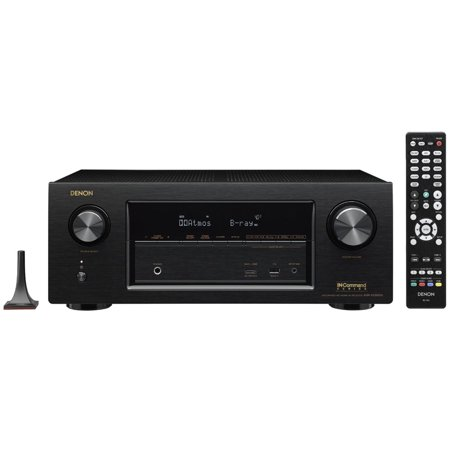 Denon AVR-X3300W 7.2 Channel Full 4K Ultra HD A/V Receiver with Built-In Wi-Fi and
