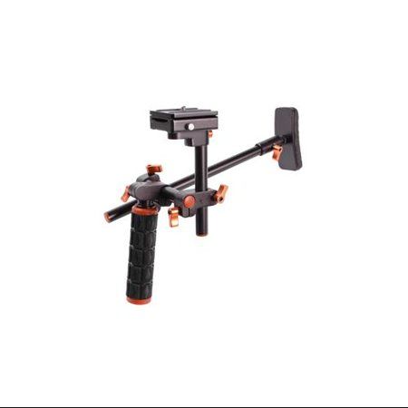 DLC HD-DSLR Camera Video Rig Shoulder Brace Stabilizer
