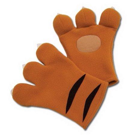 Cosplay - Gloves - Code Geass - New Nina's Tiger (Set of 2) Licensed - Halloween Code Geass