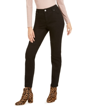 Inc INCEssential Curvy-Fit Skinny Jeans