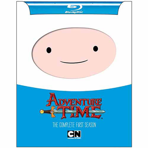 Cartoon Network: Adventure Time - The Complete First Season (Blu-ray) (Widescreen)