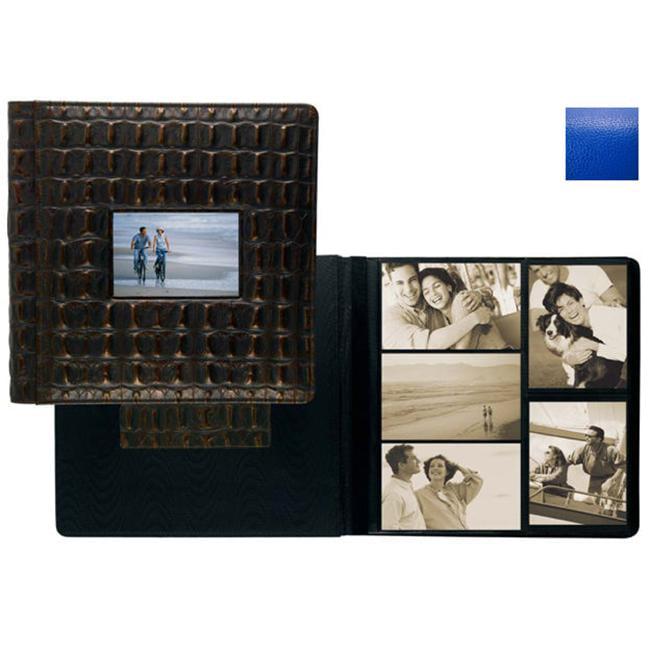 Raika RO 113-C BLUE Frame Front Combination Album - Blue