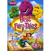 Barney: Best Fairy Tales by Trimark Home Video