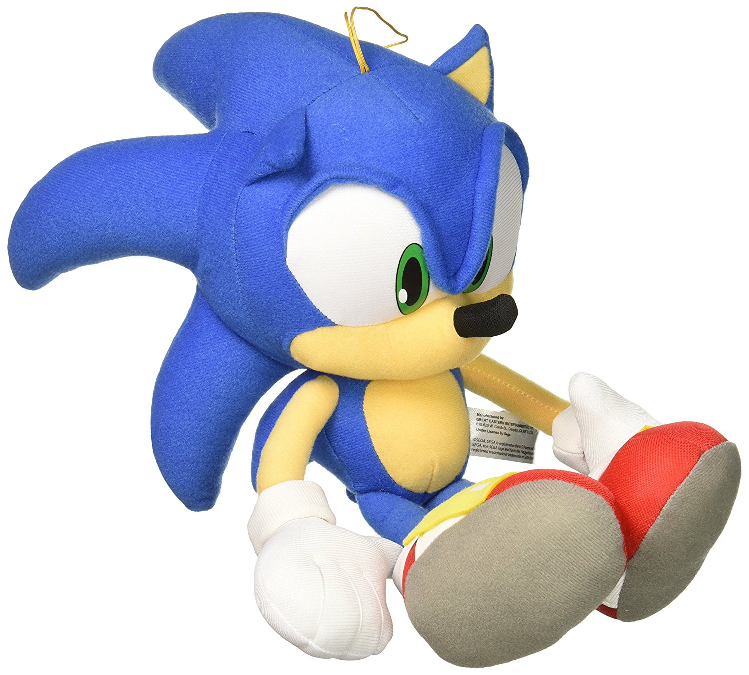 Great Eastern Sonic The Hedgehog Sonic 12 Plush Walmart Com Walmart Com