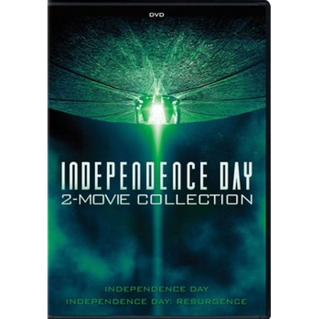 Independence Day: 2-Movie Collection (DVD) - 30 Days Of Halloween Movies