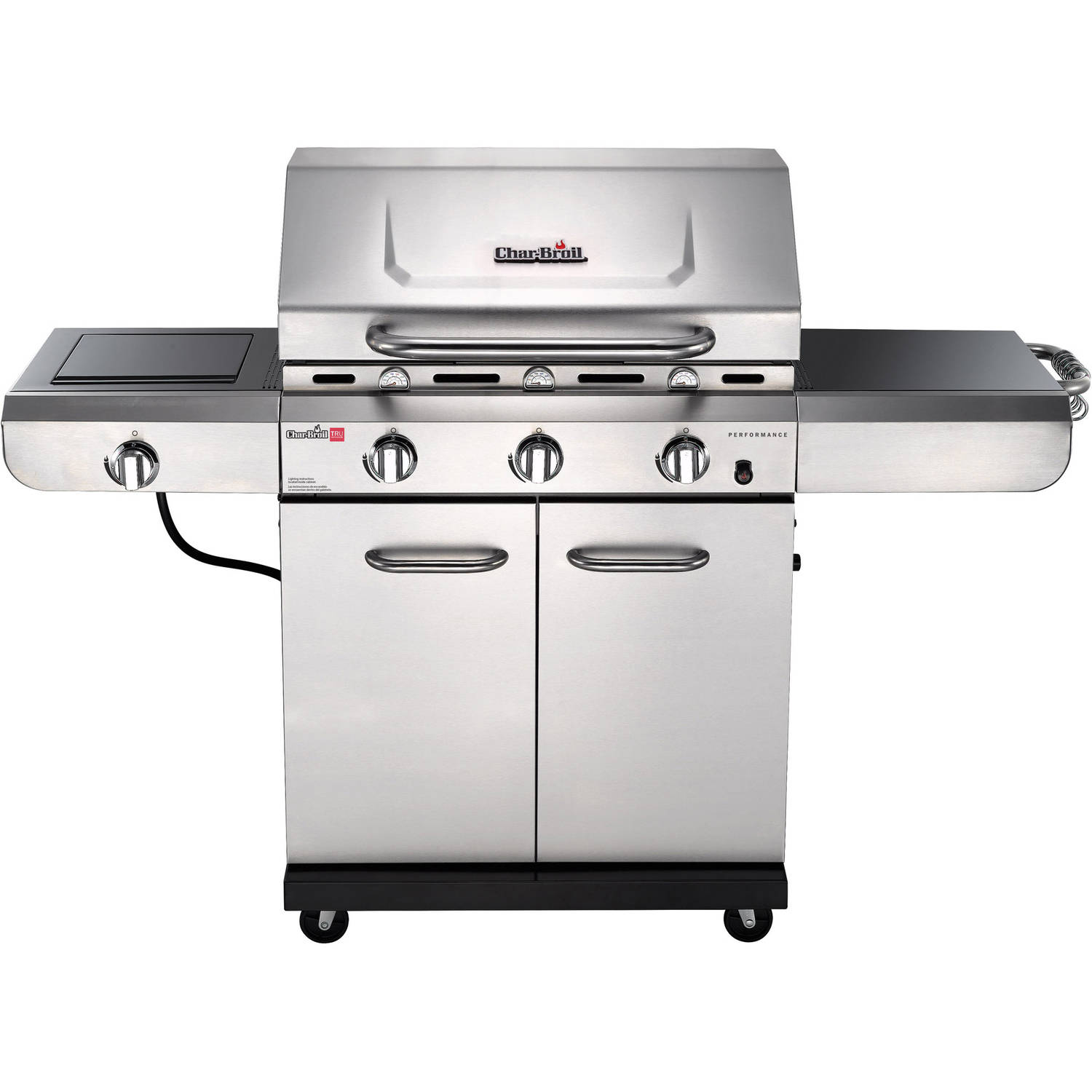 grillin product g infrared tec fr cart just sport grills stainless pedestal grill