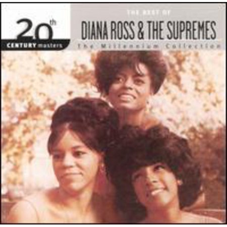 Diana Ross   The Supremes   20Th Century Masters  The Millennium Collection  The Best Of Diana Ross   The Supremes  Cd