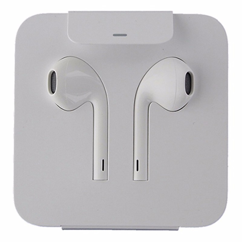 Oem Apple Earpods Mmtn2am A With 3 5mm Lightning Adapter