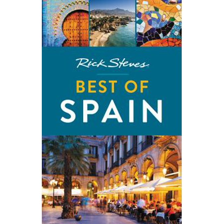 Rick Steves Best of Spain: 9781631218088