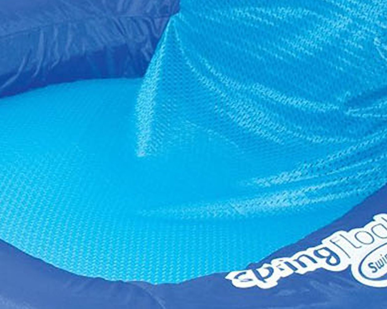 SwimWays Spring Float Recliner Pool Lounge Chair w/ Sun Canopy Blue | 13022 - Walmart.com  sc 1 st  Walmart & SwimWays Spring Float Recliner Pool Lounge Chair w/ Sun Canopy ... islam-shia.org