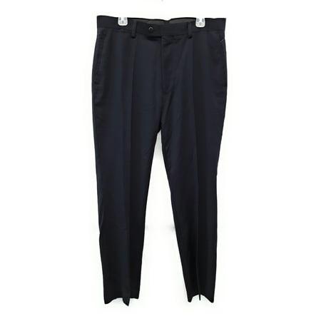 Jones New York Signature Wide Leg Stretch Trouser Pants, Black, 12 ()