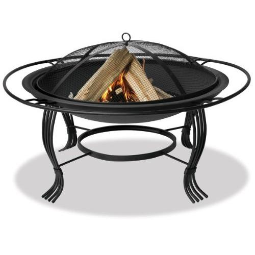 Blue Rhino WAD1050SP Black Outdoor Firebowl