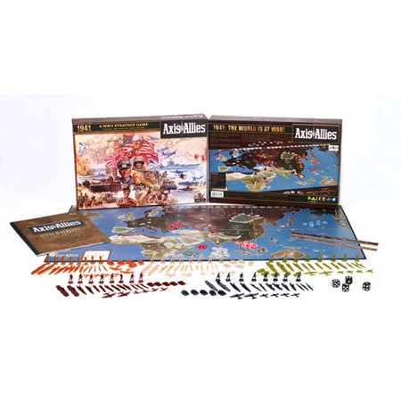 Axis & Allies 1941 Game