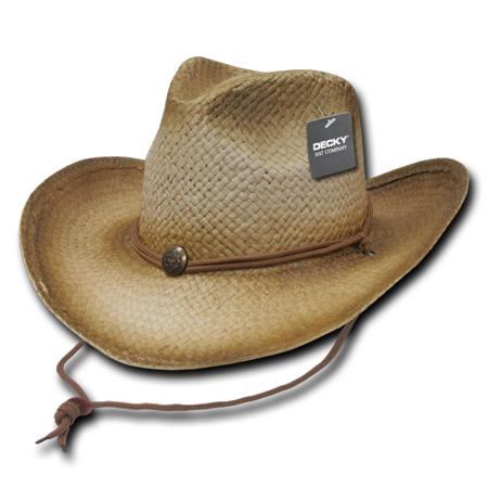 DECKY Original Paper Woven Light Weight Cowboy Hats Hat Men Mens  Glazed](Paper Wizard Hat)