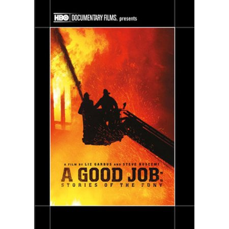A Good Job: Stories of the FDNY (DVD)