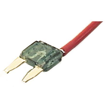 Accele Electronics - Mini ATM Pigtail Fuse 7.5 AMP/ 12 pack