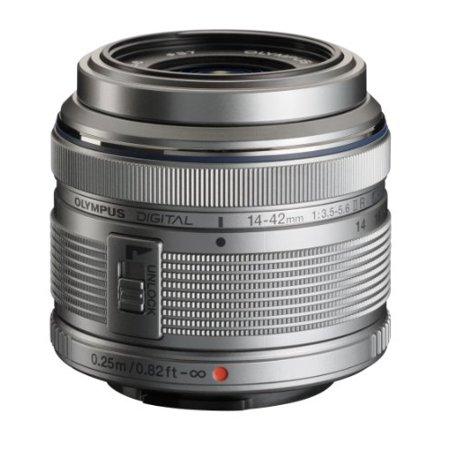 Olympus 14-42mm II R, Interchangeable Lens for Olympus / Panasonic Micro 4/3 Cameras,
