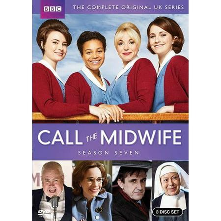 Call the Midwife: Season Seven (DVD) (Hannah Montana Season 4)