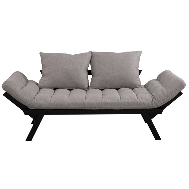 Convertible Futon Sleeper Sofa Bed
