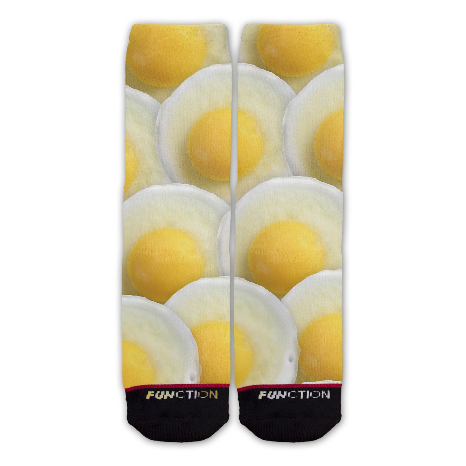 Function - Fried Eggs Fashion Sock