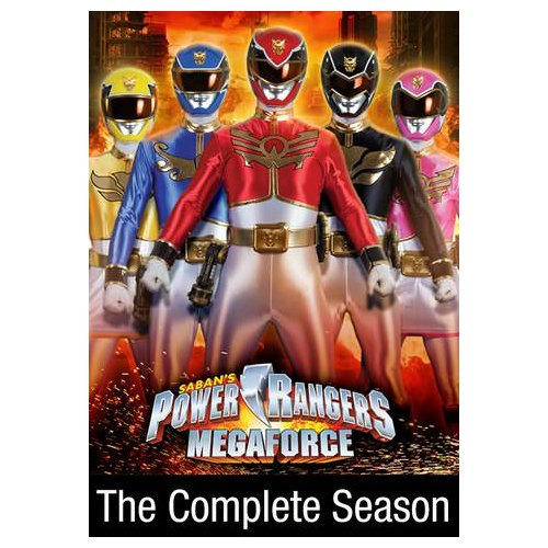 Power Rangers Megaforce: End Game (Season 1: Ep  20) (2013