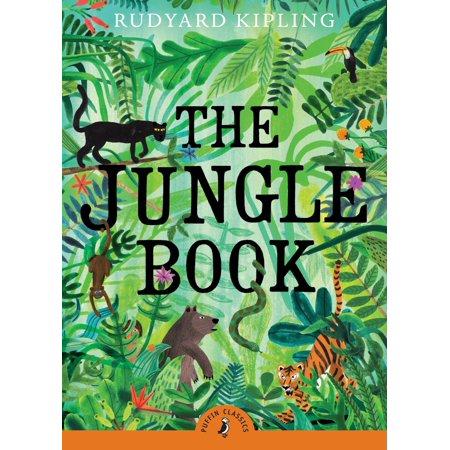 The Jungle Book (Paperback) (The Jungle Book Costumes)
